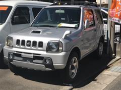ジムニーXC 軽自動車 4WD フロアAT ターボ AC AW16