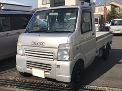 キャリイトラックKC エアコン フロアAT 軽トラック 2名乗り パワステ