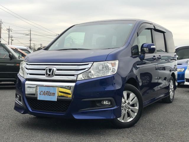 ホンダ Z 1オーナ 禁煙車 両電スラ HDD 地デジ 天井モニタ