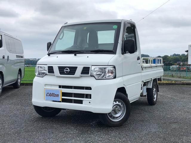 日産 NT100クリッパートラック SD 1年保証 ETC 1オーナー 禁煙車 エアコン パワステ