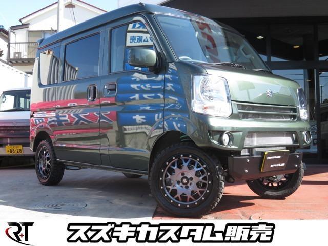 スズキ ジョインターボ ハイルーフ 4WD RTコンプリートカー