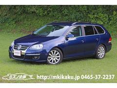 VW ゴルフヴァリアントTSI コンフォートライン 社外ヘッドライト テール グリル