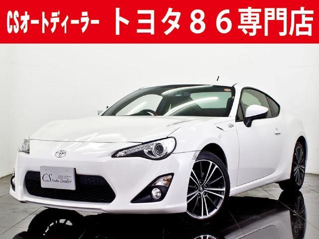 トヨタ GT SDナビ 地デジTV 1オーナー 6速マニュアル