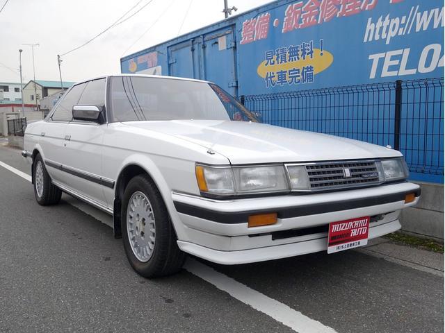 トヨタ グランデ ツインカム24 タイベル・オルタネータ交換済