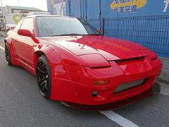 180SX タイプX ロケットバニー TE37V