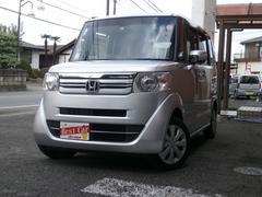 N BOXG・Lパッケージ 自動ブレーキ 両側パワスラ ナビ ETC