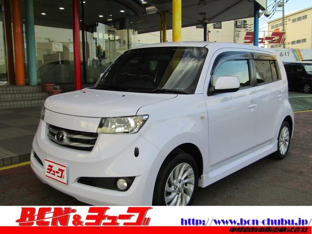 トヨタ bB Z Xバージョン 7100KM 純正HDDナビ HID 電動コーナーポール