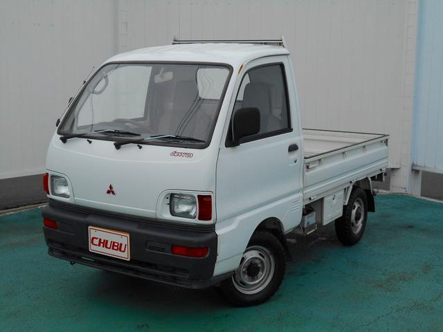 三菱 TL 走行距離3.5万km 4WD 三方開