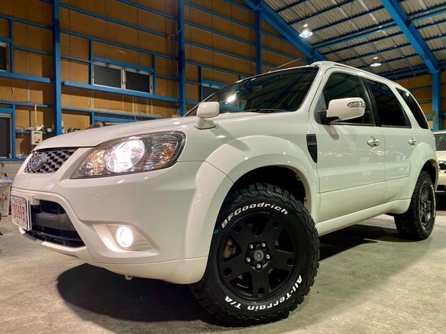XLT 4WD 走4.8万キロ ナビ BFGオールテレン新品装着