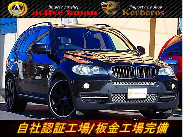 BMW 3.0si専用22インチAW Wサンルーフ ブラックレザー