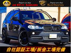 BMW X53.0si専用22インチAW Wサンルーフ ブラックレザー