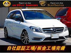 M・ベンツB180 ブルーエフィシェンシースポーツナイトPKG買取車