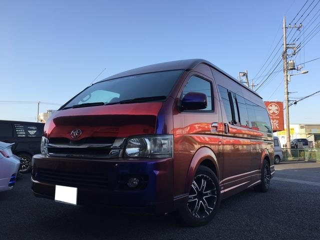 トヨタ SロングワイドDX 当店デモカー オーディオフルカスタム
