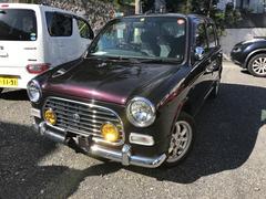 ミラジーノミニライトスペシャル ナビ 軽自動車 4AT AC アルミ