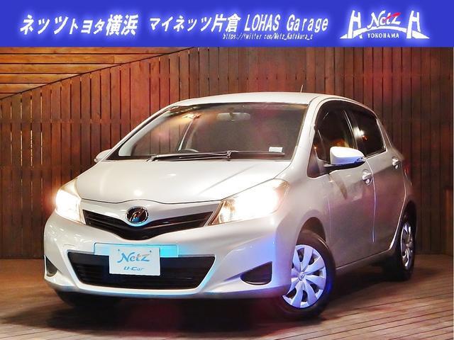 トヨタ F スマイルエディション 純正SDナビ・禁煙ワンオーナー