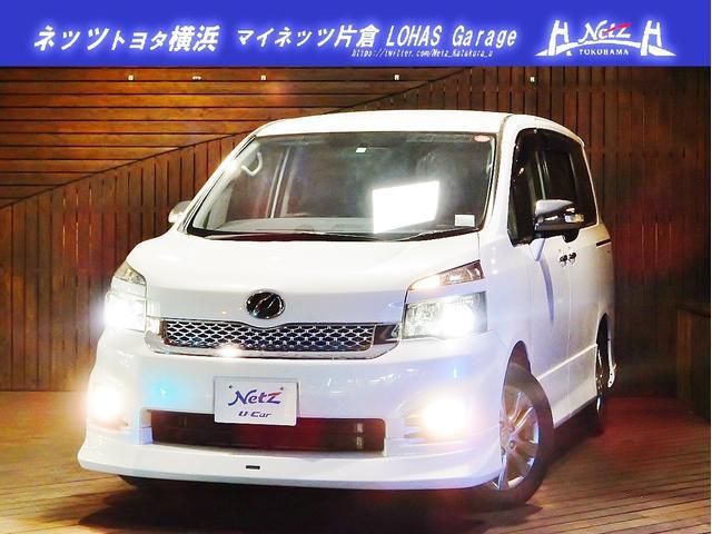 トヨタ ZS 煌 純正HDDナビ・Bカメラ・両側電スラ・ワンオーナー