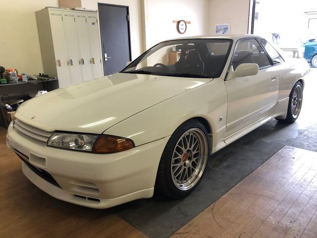 日産 GT-R/BBS/ブレンボ/34GTRシート