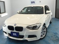BMW120i Mスポーツ 社外レーダー付き ETC