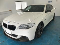BMW535i Mスポーツパッケージ 社外20インチアルミ