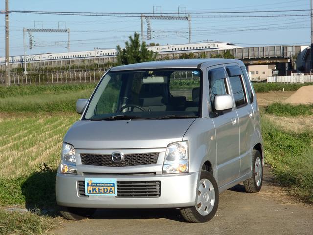 マツダ AZワゴン FX CD 電動格納ミラー プライバシーガラ...
