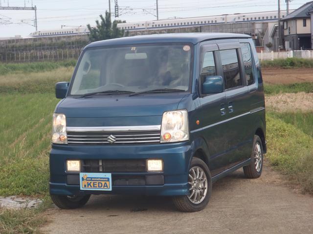 スズキ PZターボ 4WD CD MD キーレス 電動スライドドア