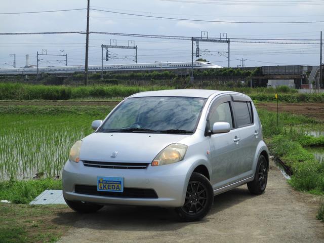 トヨタ パッソ X 車検R3年6月 当社買取車 USB付CDオーディオ 4スピーカー ETC 社外14インチアルミ タイミングチェーン車 キーレス
