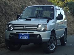 ジムニーXG 切替4WD ナビ ETC 外アルミ 革調シートカバー
