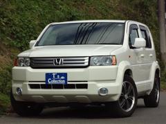 クロスロード18X 4WD 純HDDナビ地デジ ETC HID 外アルミ