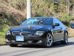 BMW630i 後期 ナビ タン革 ソナー N52エンジン