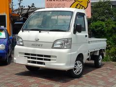 ハイゼットトラックスペシャル エアコン 社外ナビ ワンオーナー車