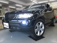 BMW X53.0i 地デジ フリップダウンモニター バックカメラ