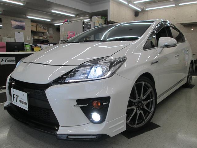トヨタ Sツーリングセレクション・G's 9インチナビ ワンオーナー