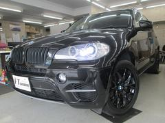 BMW X5xDrive 35dブルーパフォーマンス 同色AW SR