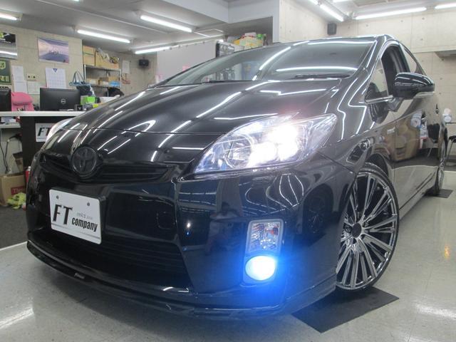 トヨタ Gツーリングセレクション 19AW 車高調 地デジ ETC