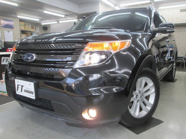 フォード XLT エコブースト