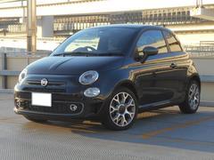 フィアット 500Sデチベル Beatsオーディオ ナビBモニタDレコ 新車保証