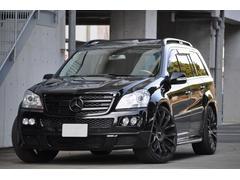 M・ベンツGL550ブラバスエアロ ジオバンナ24インチAW 買取車
