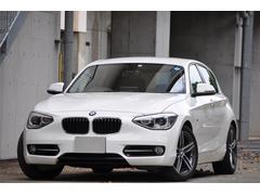 BMW120i スポーツ ワンオーナー車 ALLディーラー整備