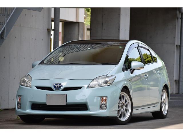 トヨタ S 下取り車 社外アルミ ビルシュタイン車高調 スライディングルーフ HDDナビ 地デジ バックカメラ Bluetoothオーディオ ETC