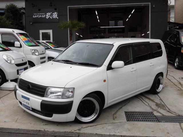 トヨタ GL 新品車高調 新品深リムアルミ 新品国産タイヤ ナビ TV ETC