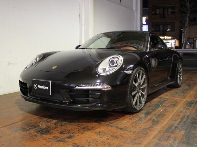 ポルシェ 911カレラ4S GT3ver ディーラー車