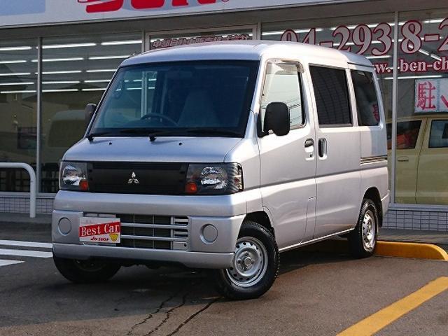 三菱 CD ハイルーフ 4WD