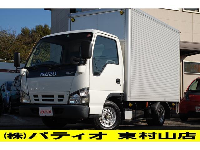 いすゞ 3.1ディーゼル アルミバン 積載1.45t