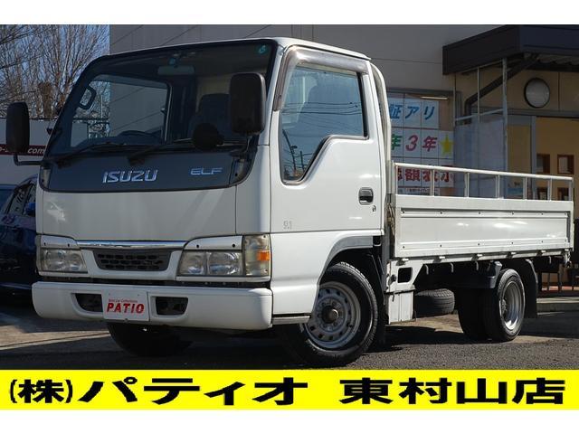 いすゞ 3.1ディーゼル 積載1.6t ダブルタイヤ