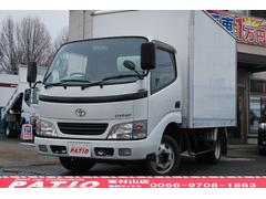 ダイナトラックアルミバン 積載1.5t 電格ミラー ダブルタイヤ