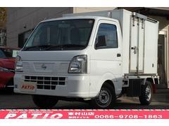 NT100クリッパートラック冷蔵冷凍車 −25度設定 エアバック 記録簿