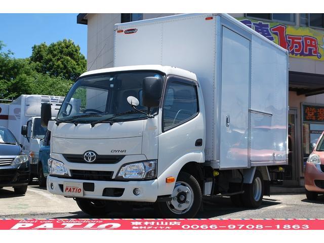 トヨタ アルミバン 積載2t ETC バックカメラ スマートキー