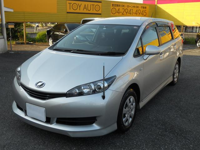 トヨタ 1.8X HIDセレクション 社外HDDナビTV 禁煙車