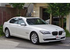 BMW740i ワンオーナー ディーラー整備車両