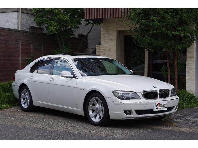 BMW 740i 2オーナー BMW認定中古車履歴